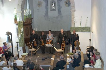 Auryn-Quartett und Tabea Zimmermann