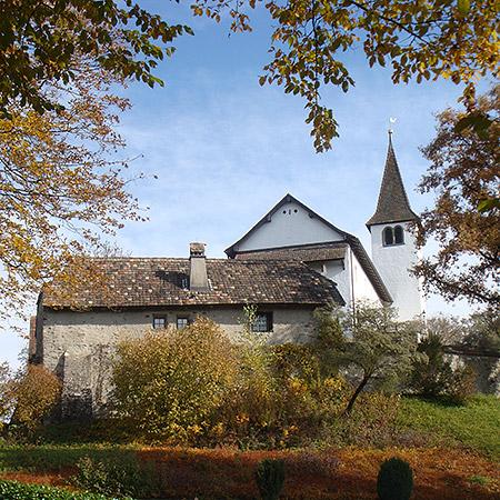 Bergkirche Büsingen