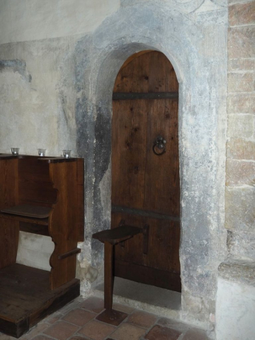 In der Bergkirche St. Michael